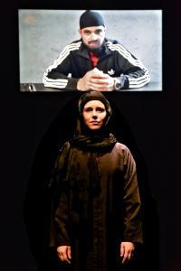 Undercover Dschihadistin / © Volker Beushausen