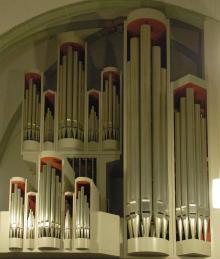 Orgel Oberste Stadtkirche