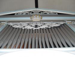 Orgelprospekt Reformierte Kirche