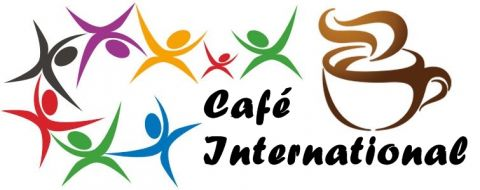 Logo des Cafe International