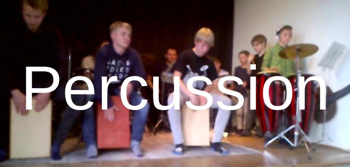 ...mehr als nur Percussion (Foto: B. Schlötermann)