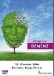 Plakat Diagnose Demenz