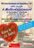 Muttertagskonzert in Brügge