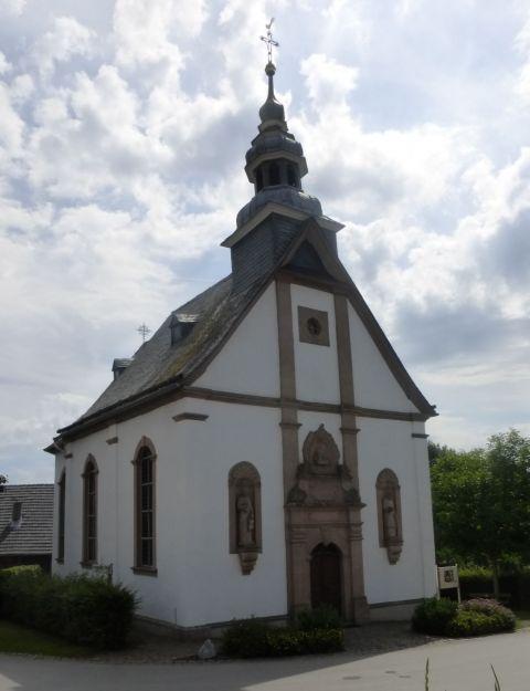 Kirche St. Johannes Evangelist Berge