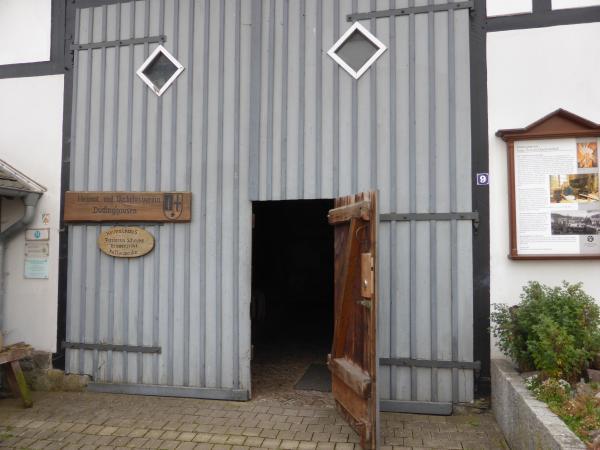 Drechselvorführung in der Dreggestobe Düdinghausen