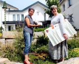 Ingrid Wieseler und Christiane Kretzschmar lesen aus Julie Otsukas Novelle