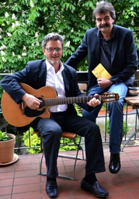 Reinhold Joppich und Mario Di Leo