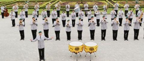 Bundeswehrkonzert Heeresmusikkorps Kassel