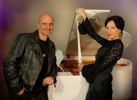 Lutz Gerlach und Ulrike Mai