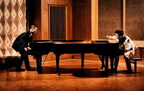 Piano Battle, (c) Mathias Bothor