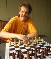 Schachlehrer Markus Borgböhmer