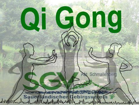 Qi Gong in der Natur - SGV Abt. Schmallenberg