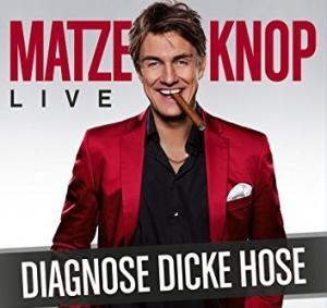 Matze Knop präsentiert sein aktuelles Programm