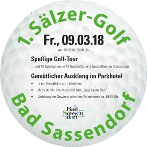 1. Sälzer-Golf Bad Sassendorf