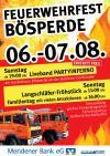 Feuerwehrfest in Menden-B�sperde