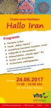 Programm zur Veranstaltung
