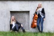 Foto von Anouchka und Katharina Hack
