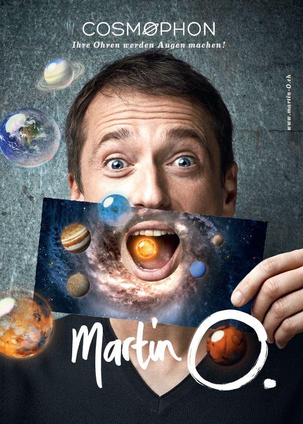Martin O - Cosmophon