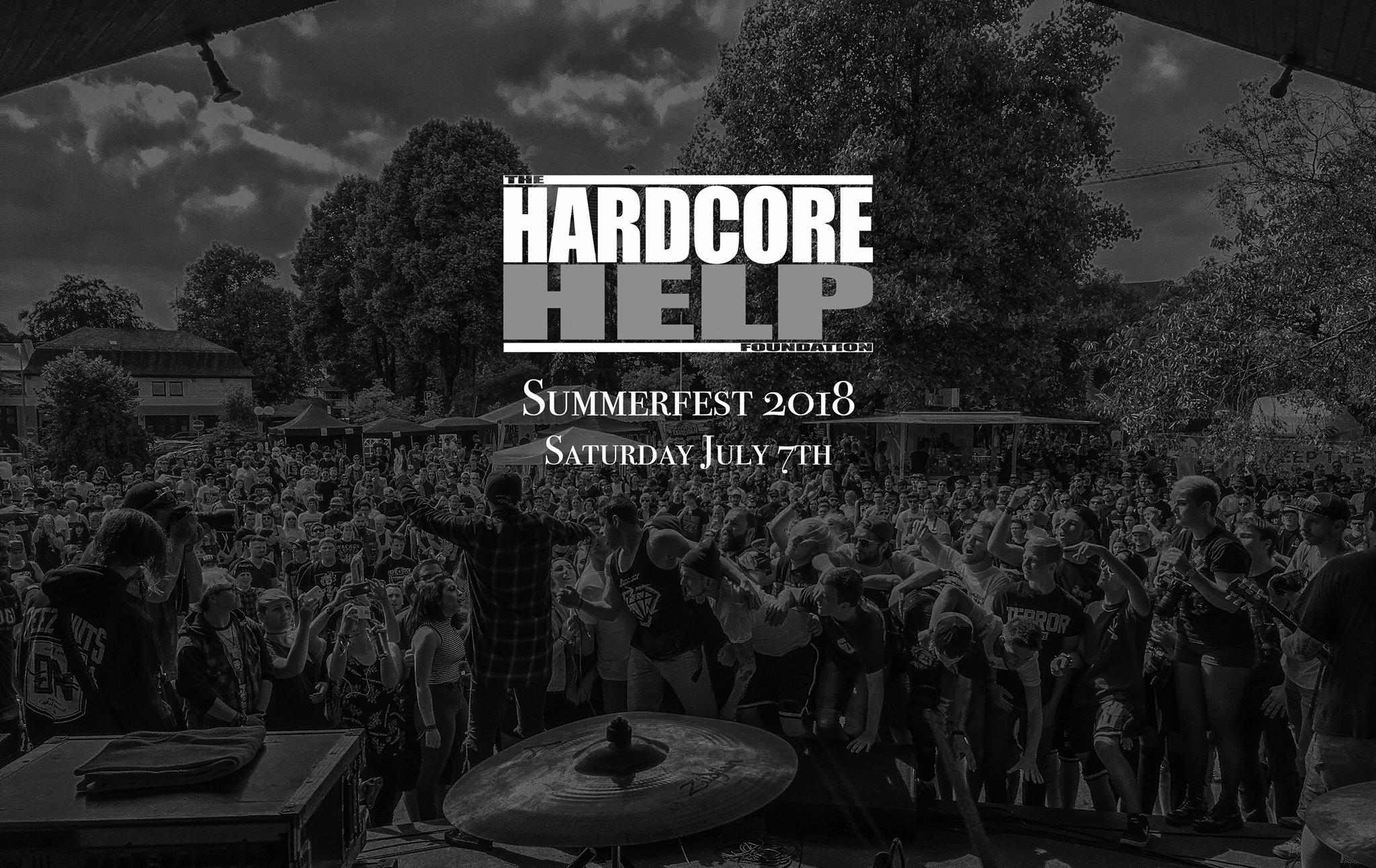 HardcorHelpFoundation - 2018
