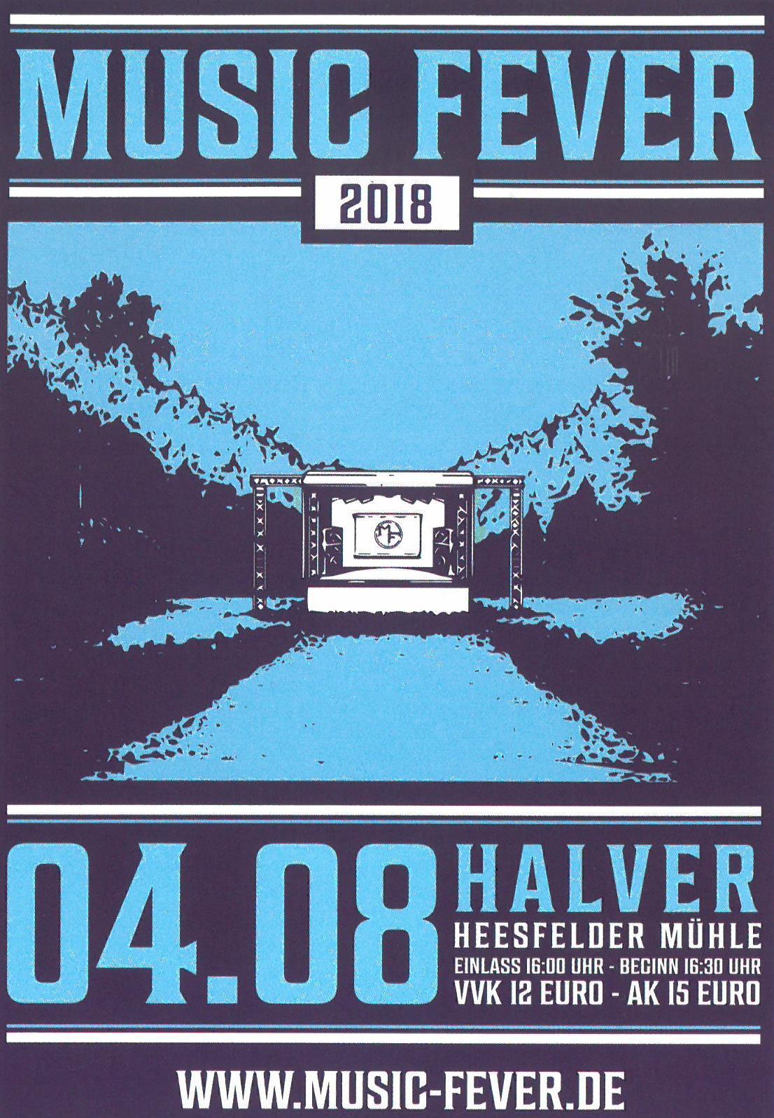 Musicfever 2018