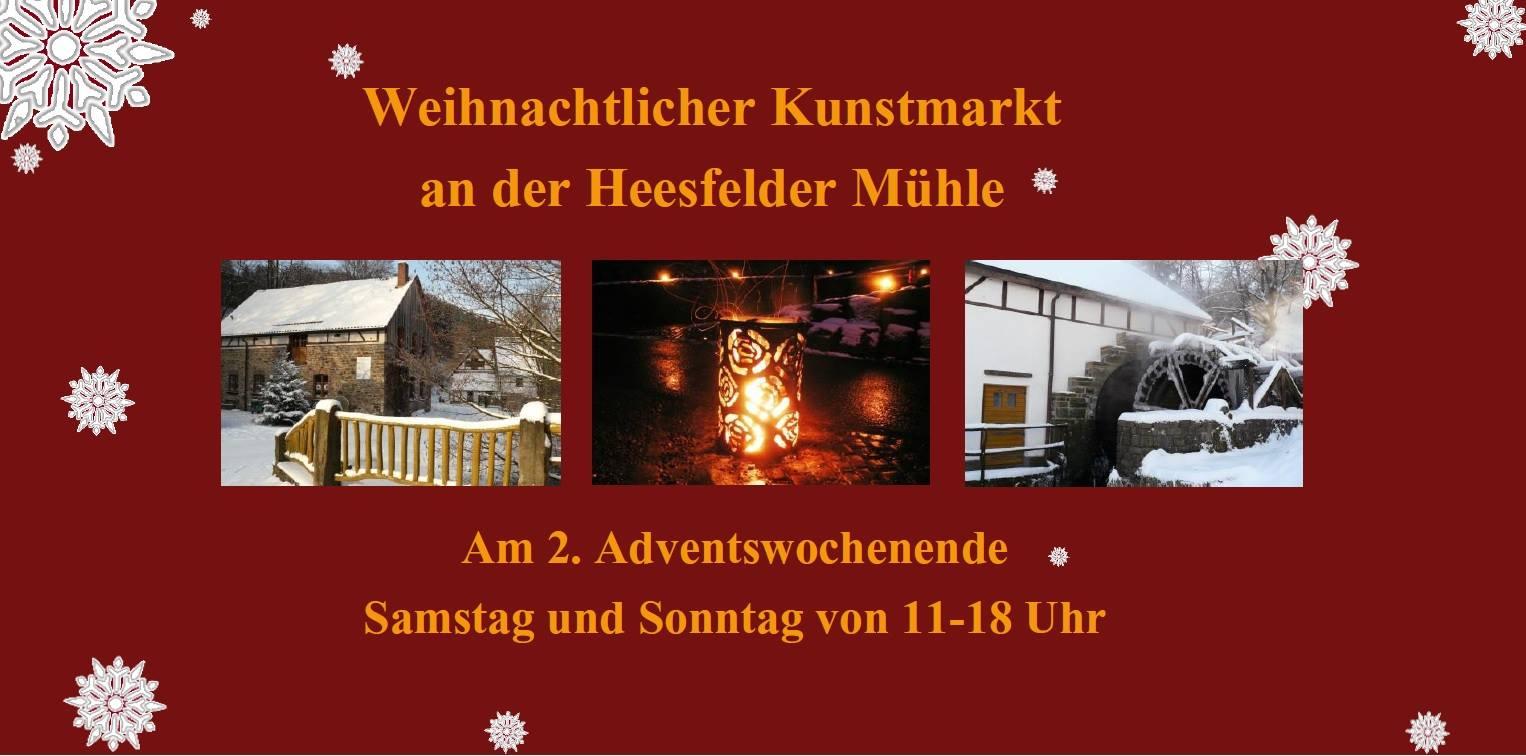 Weihnachtlicher Kunstmarkt 2015