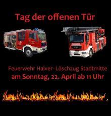 Tag der offenen Tür Feuerwehr Halver