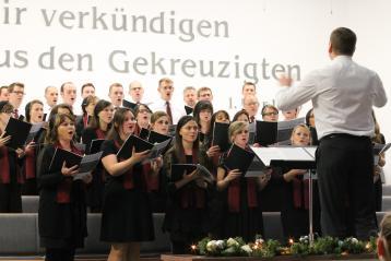 Chor der ev. Baptisten Brüder Gemeinde