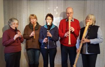 Flötenkreis