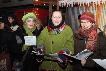 The Albert Singers Weihnachten