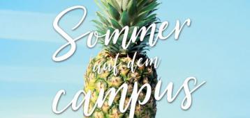 Sommer auf dem campus (c) headline