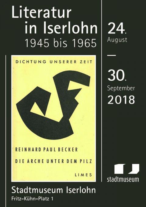 Literatur in Iserlohn 1945 bis 1965