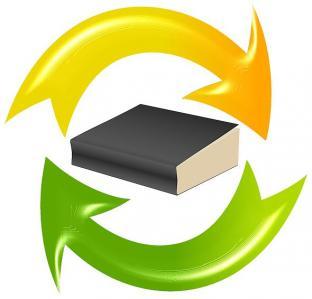 Logo des Taschenbuchtauschs