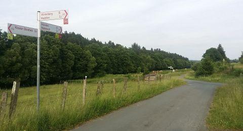 Weg Klosterweg