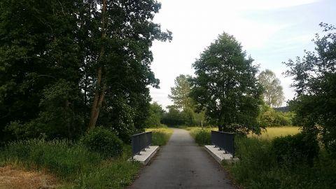 Klosterweg Brücke