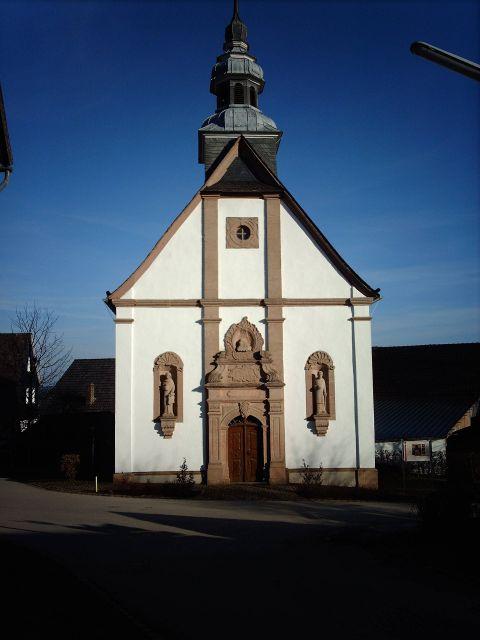 Barockkirche Berge