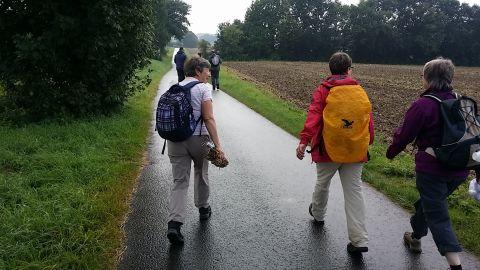 Pilgerwanderung Soest-Werl