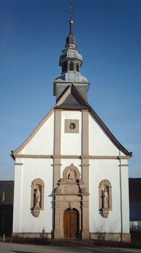 St. Johannes Evangelist Barockkirche