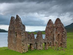 Schottland-Ruine