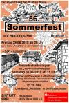 MGV Oese - Sommerfest 2018