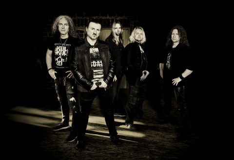 Axxis Bandfoto