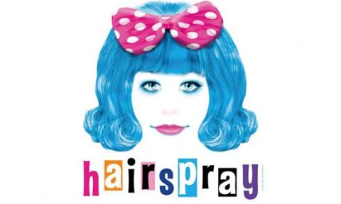 Logo des Musicals Hairspray